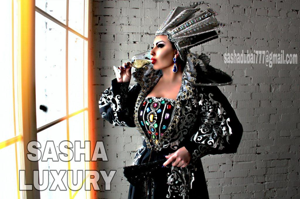Mistress Sasha Paris