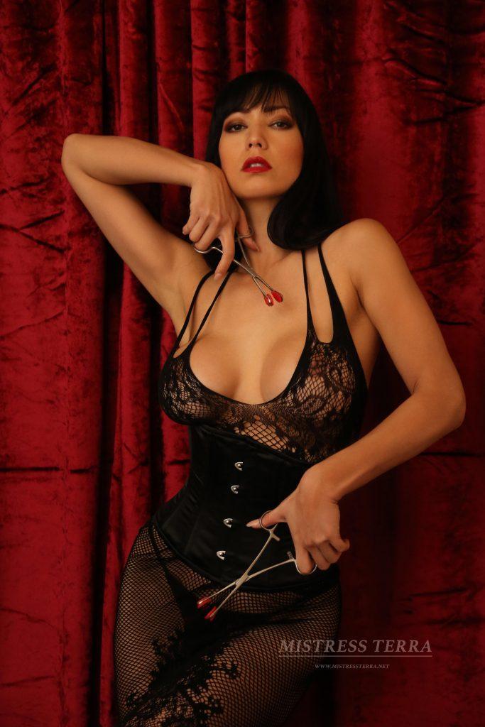 Sexy London Mistress Terra