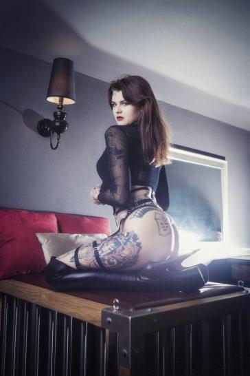 Melisande Sin Hong Kong Mistress