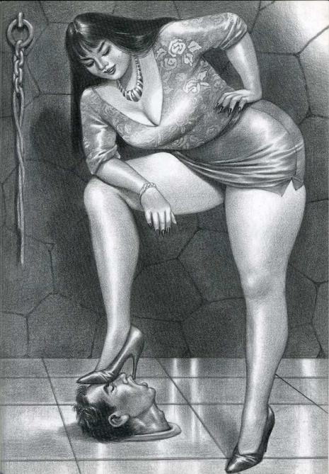 Heel Worship Mistress Dubai
