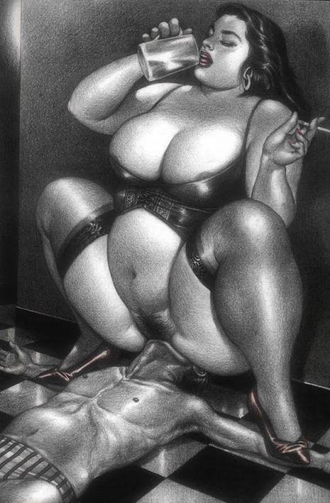 Face Sitting Mistress Paris